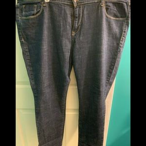 Old Navy Sweetheart fit jeans Size 20